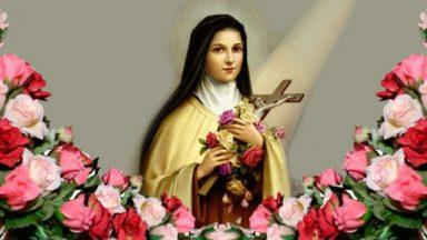 Dia de Santa Teresinha do Menino Jesus