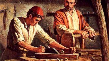 Dia de oração com São José
