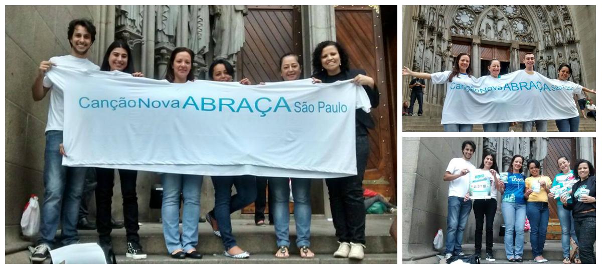 Canção Nova Abraça São Paulo