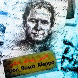 Dom Bosco em Aleppo