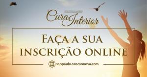 Facebook - Inscrições online