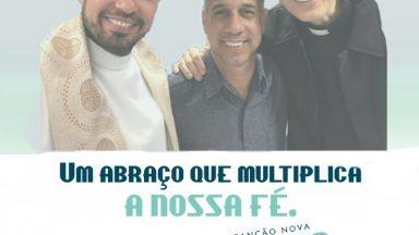Padre Marcelo Rossi no Canção Nova Abraça São Paulo
