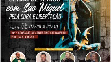 Canção Nova vive Cerco de Jericó com São Miguel Arcanjo
