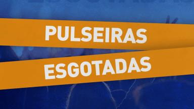 Canção Nova Abraça São Paulo - pulseiras esgotadas