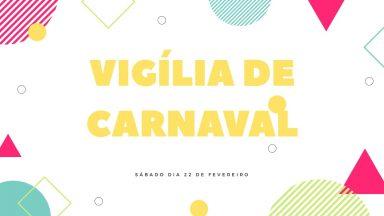 Vigília de Carnaval da Canção Nova, em São Paulo, é opção para viver alegria verdadeira