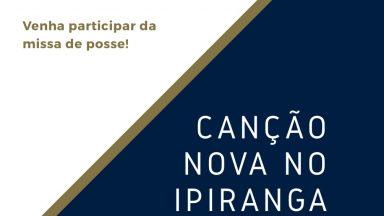 Canção Nova assume atividades de evangelização na Paróquia Santa Cândida, em São Paulo