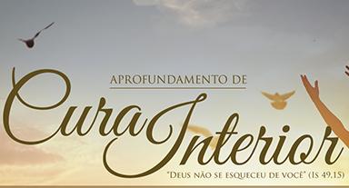 Canção Nova oferece aprofundamento de Cura Interior, em São Paulo