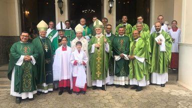 Paróquia Santa Cândida acolhe missão da Canção Nova