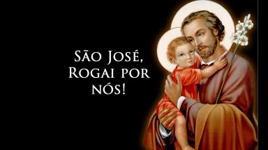 São José, mestre de oração e coragem