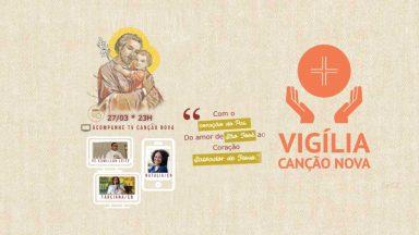 Vigília Canção Nova  acontece neste sábado, 27