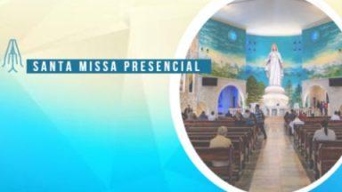 Missas de Segundas e Quartas na Catedral Nossa Senhora do Líbano retornam ao horário normal