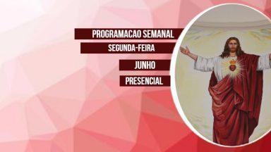 Em junho, Canção Nova em São Paulo levará você a uma experiência com o Coração de Jesus