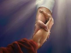 Mãos deus fiel