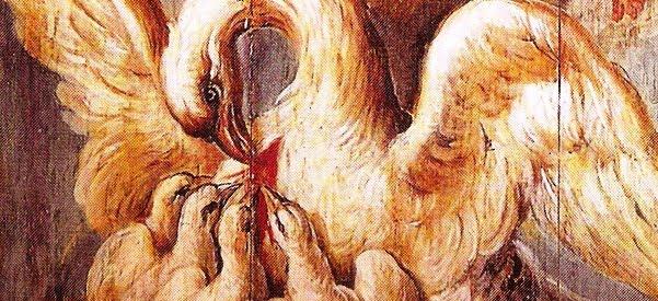 Resultado de imagem para pelicano eucaristia