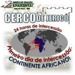 1° Cerco de Jericó - Clamor pelas nações