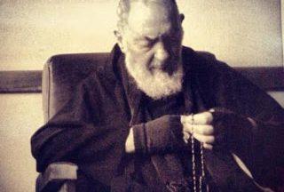 Novena de São Pio de Pietrelcina 5º dia