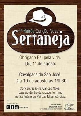Evento sertanejo