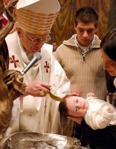 A consagração a Maria e a renovação das promessas do Batismo