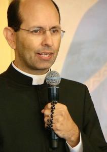 Padre Paulo Ricardo prega sobre o Tratado da Verdadeira Devoção em sua vida.