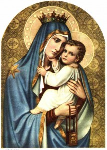 Como entregamos os bens materiais a Virgem Maria?