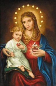 A devoção e a consagração ao Sagrado Coração de Jesus e Imaculado Coração de Maria