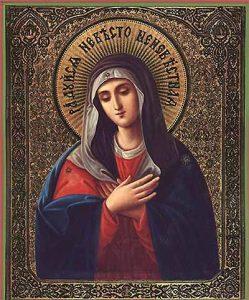 Como entregar tudo nas mãos de Nossa Senhora?