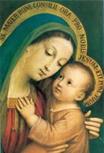Por que precisamos da intercessão da Virgem Maria