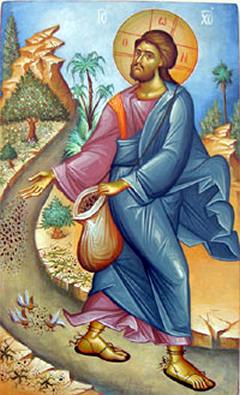 Resultado de imagem para PARABOLA DO SEMEADOR JESUS
