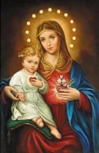 A consagração a Maria como caminho curto que leva a Jesus.