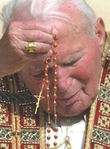 Grandes santos rezaram, ensinaram e incentivaram a Ave-Maria, o Terço e outras orações marianas.