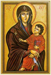 A presença materna de Maria, Mãe da juventude na JMJ
