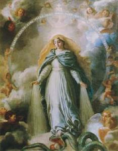 A Virgem Maria, Mãe de Cristo e da Igreja, no Antigo Testamento.