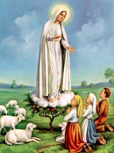 O triunfo do Imaculado Coração da Virgem Maria