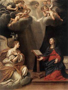 """O """"sim"""" da Virgem Maria e a Igreja de Jesus Cristo"""