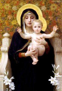 A Virgem Maria e a mediação de Jesus Cristo
