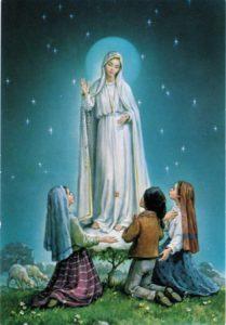 Os verdadeiros consagrados fazem tudo para Maria
