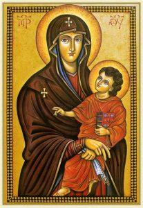 A Virgem Maria, Mãe de Deus, e o dom da paz