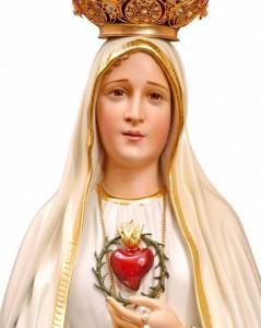 A consagração a Virgem Maria e o uso das correntes