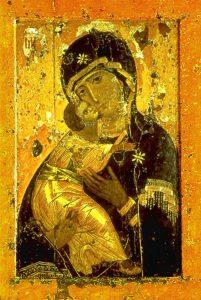 As ternuras da Virgem Maria, nossa Mãe Celeste