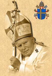 João Paulo II ensina que Maria é Mãe da humanidade