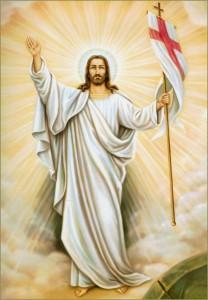 A Virgem Maria e a alegria da ressurreição de Jesus Cristo
