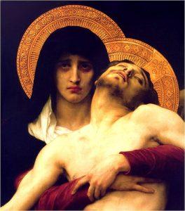 São José de Anchieta e seu porme sobre o sofrimento da Virgem Maria na morte de Jesus Cristo
