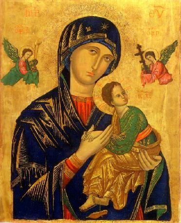 A devoção a Virgem Maria, a nova Eva e a nossa salvação