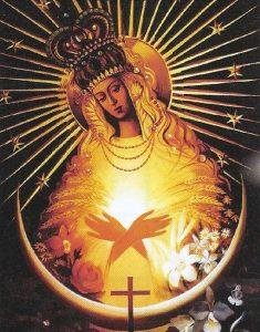 A misericórdia de Maria com os pecadores