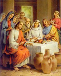 A obediência a Virgem Maria e a graça divina