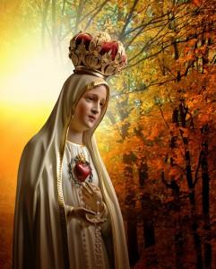 O desagravo ao Imaculado Coração de Maria