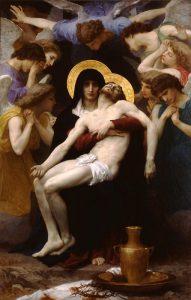 A consagração e o auxílio nos sofrimentos
