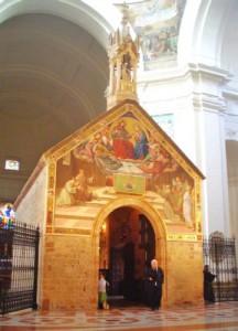 A história de Nossa Senhora dos Anjos da Porciúncula