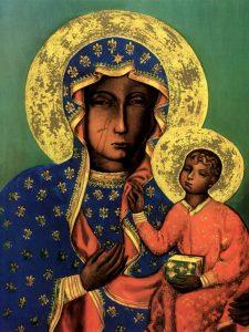 Maria, a Fôrma de Deus