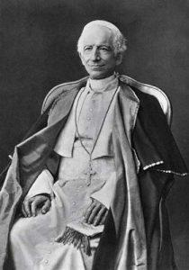 O Papa Leão XIII e a sua devoção a Maria